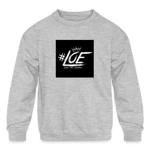 IMG 20170702 015640 - Kids' Crewneck Sweatshirt