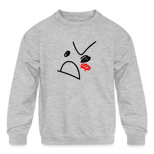 AmMAD - Kids' Crewneck Sweatshirt