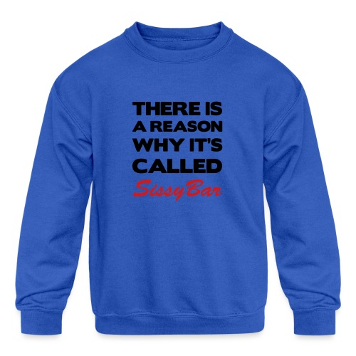 Sissybar - Kids' Crewneck Sweatshirt