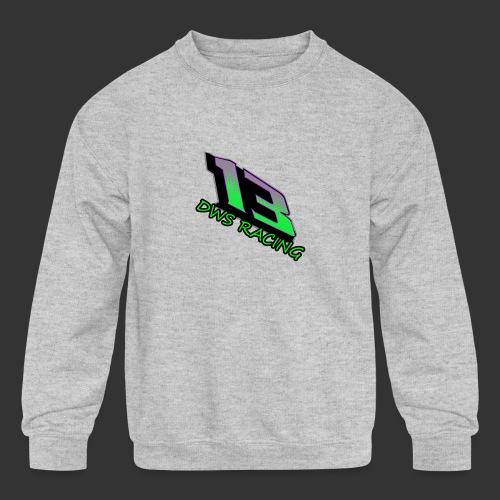 13 copy png - Kids' Crewneck Sweatshirt
