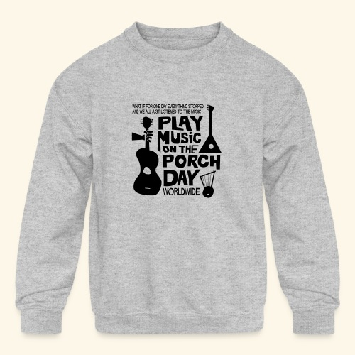 FINALPMOTPD_SHIRT1 - Kids' Crewneck Sweatshirt