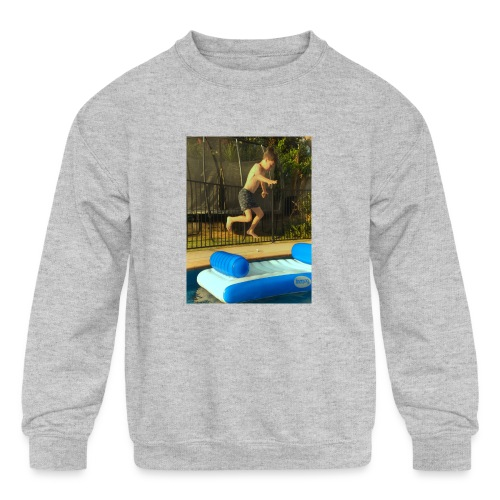 jump clothing - Kids' Crewneck Sweatshirt