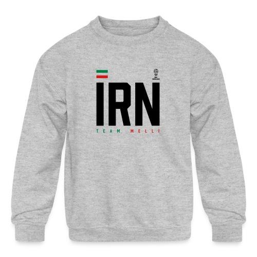 Iranian Apparel World Cup Tee - Kid's Crewneck Sweatshirt