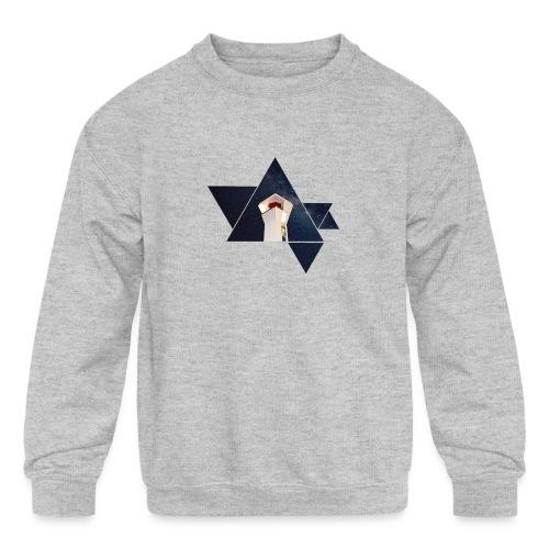 Lighthouse - Kids' Crewneck Sweatshirt