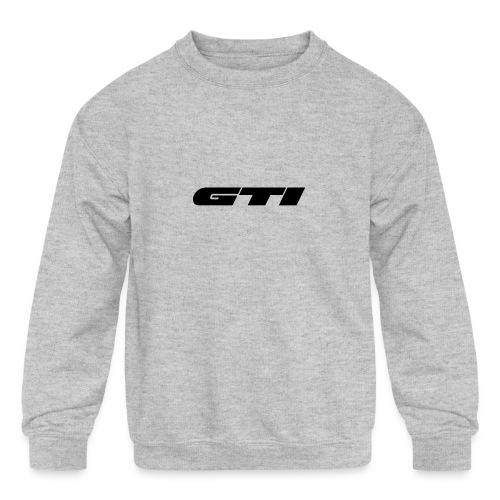 GTI - Kids' Crewneck Sweatshirt