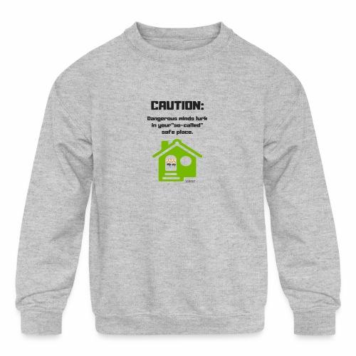 Dangerous minds - Kids' Crewneck Sweatshirt