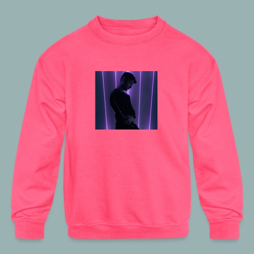 Europian - Kids' Crewneck Sweatshirt