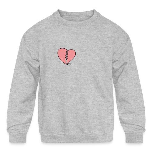 Heartbreak - Kids' Crewneck Sweatshirt
