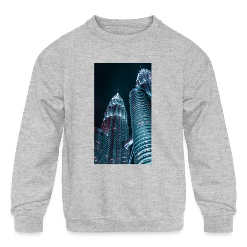 C0618608 28FC 4668 9646 D9AC4629B26C - Kids' Crewneck Sweatshirt