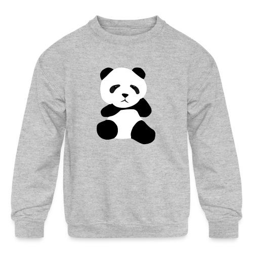 Panda - Kids' Crewneck Sweatshirt