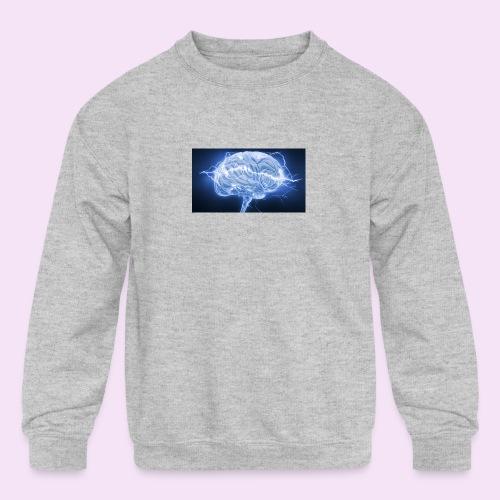 Shocking - Kids' Crewneck Sweatshirt