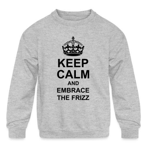 frizz - Kids' Crewneck Sweatshirt