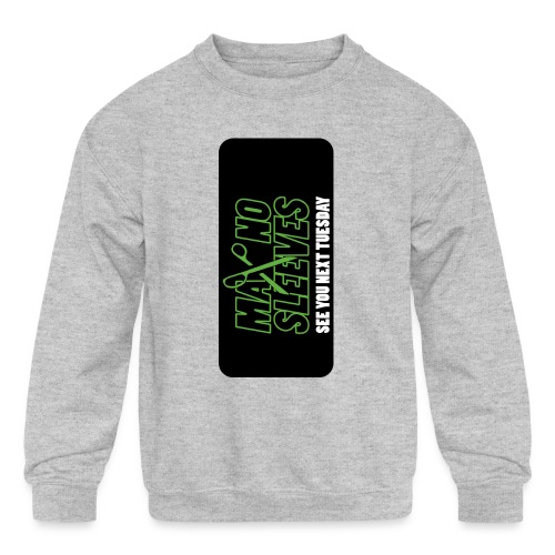 syntiphone5 - Kids' Crewneck Sweatshirt