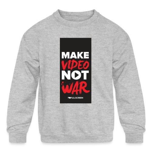 wariphone5 - Kids' Crewneck Sweatshirt