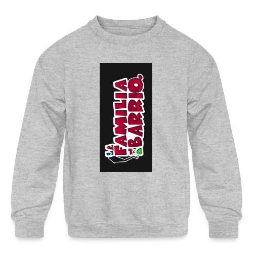 case2biphone5 - Kids' Crewneck Sweatshirt