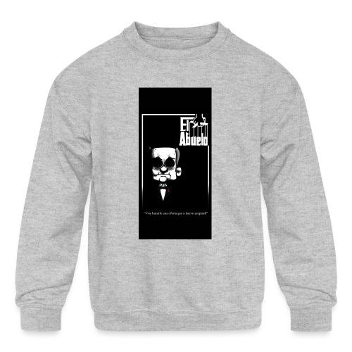 case5iphone5 - Kids' Crewneck Sweatshirt