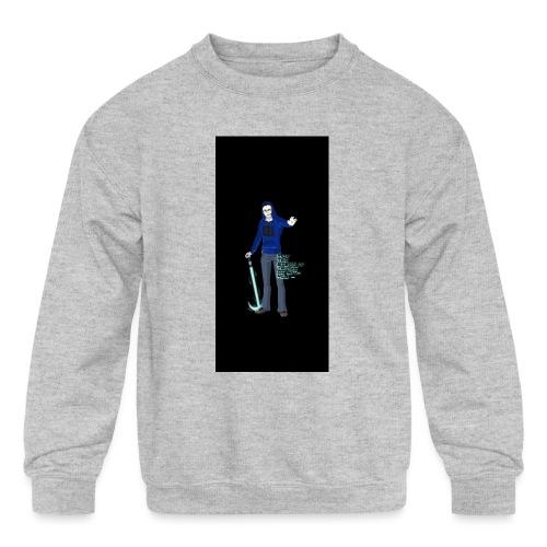 stuff i5 - Kids' Crewneck Sweatshirt