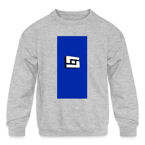 whites i5 - Kids' Crewneck Sweatshirt