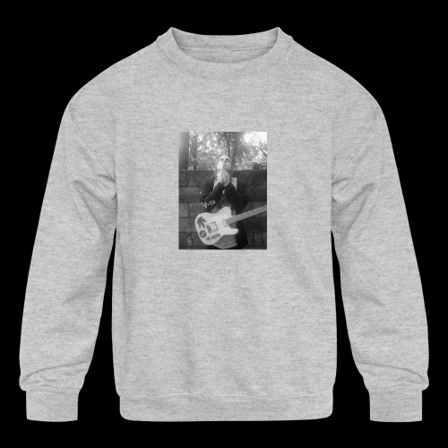 The Power of Prayer - Kids' Crewneck Sweatshirt