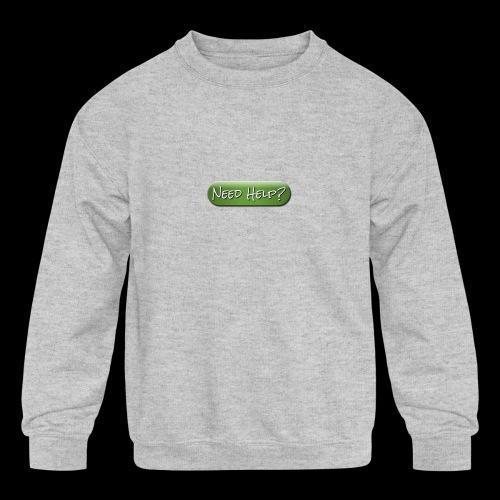 IMG 0448 - Kids' Crewneck Sweatshirt