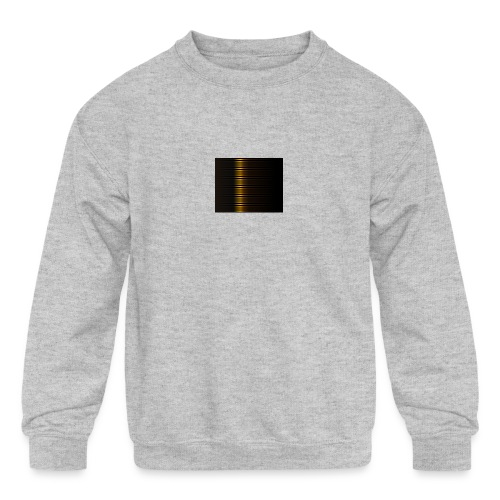 Gold Color Best Merch ExtremeRapp - Kids' Crewneck Sweatshirt