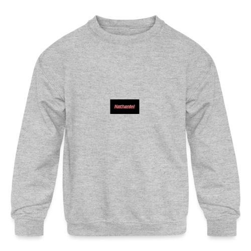Jack o merch - Kids' Crewneck Sweatshirt