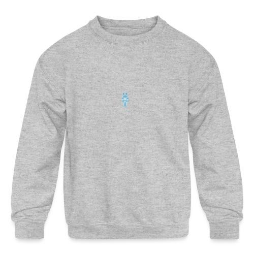 Diamond Steve - Kids' Crewneck Sweatshirt