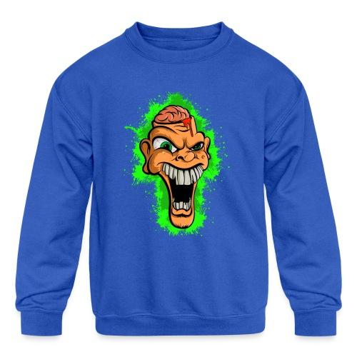 Out of sorts... - Kids' Crewneck Sweatshirt