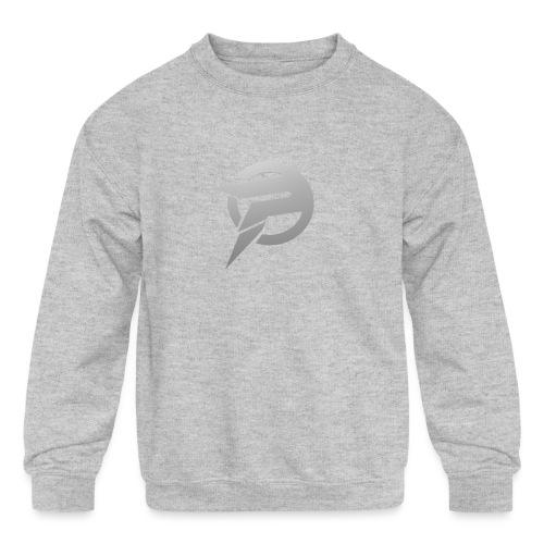 2dlogopath - Kids' Crewneck Sweatshirt