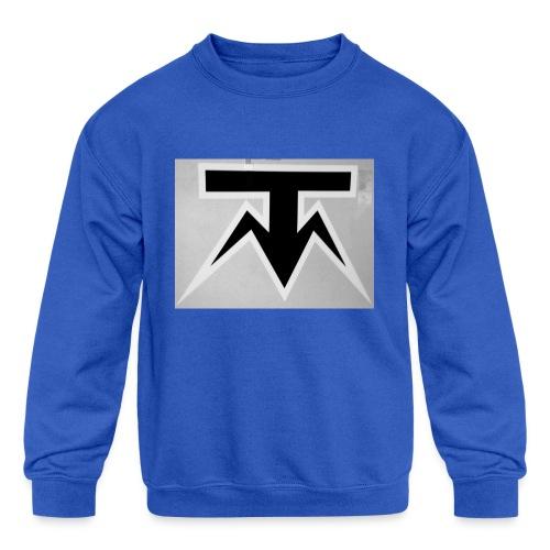 TMoney - Kids' Crewneck Sweatshirt