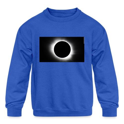 Solar - Kids' Crewneck Sweatshirt