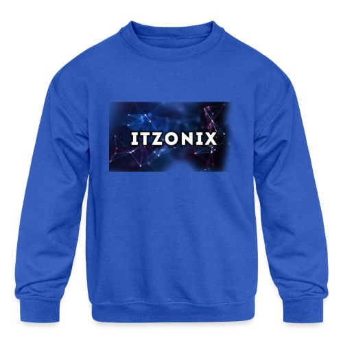 THE FIRST DESIGN - Kids' Crewneck Sweatshirt