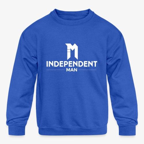 Premium Collection - Kids' Crewneck Sweatshirt