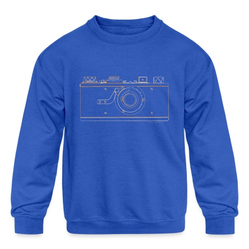 GAS - Leica M1 - Kids' Crewneck Sweatshirt