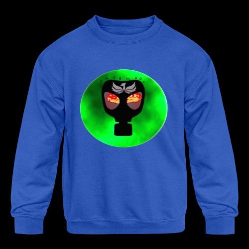 Infamous - Kids' Crewneck Sweatshirt