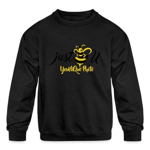 BeeYourSelf - Kids' Crewneck Sweatshirt