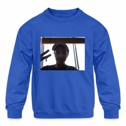 15300638421741891537573 - Kids' Crewneck Sweatshirt
