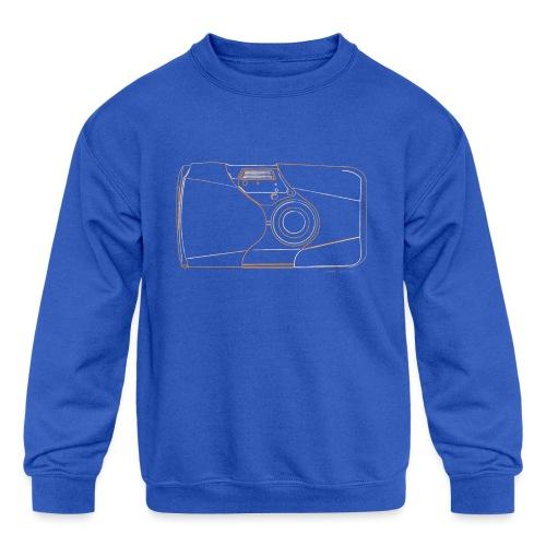 GAS - Olympus Stylus Epic - Kids' Crewneck Sweatshirt