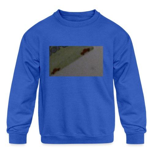 1523960171640524508987 - Kids' Crewneck Sweatshirt