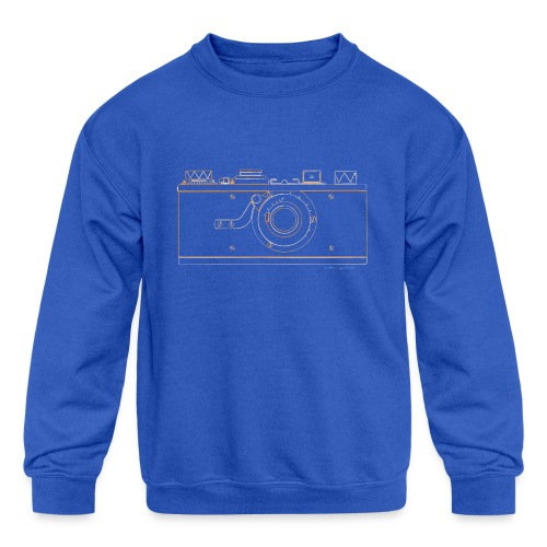 GAS - Leica M1 - Kids' Crewneck Sweatshirt