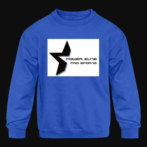 Star of the Power Elite - Kids' Crewneck Sweatshirt