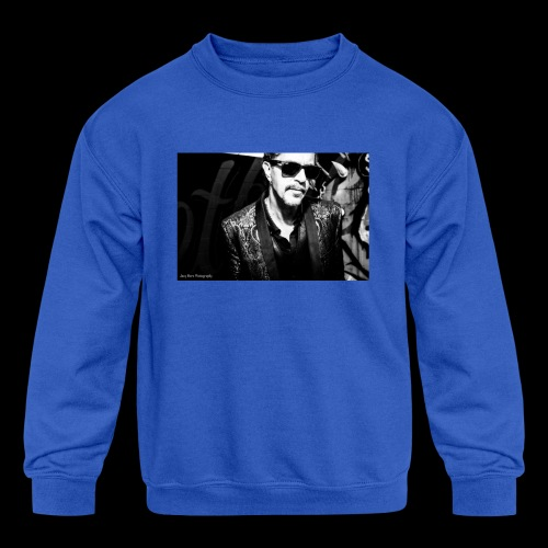 Downtown - Kids' Crewneck Sweatshirt