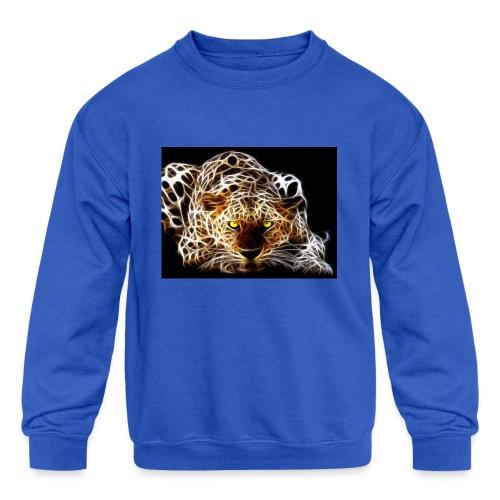 close for people and kids - Kids' Crewneck Sweatshirt