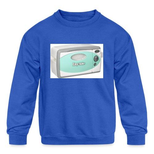 easy bake - Kids' Crewneck Sweatshirt