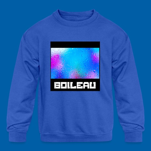6 - Kids' Crewneck Sweatshirt