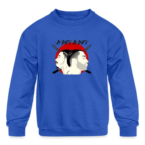 pnl - Kids' Crewneck Sweatshirt