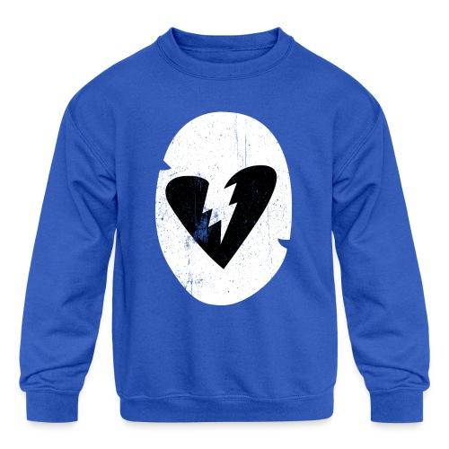 Cuddle Team Leader - Kids' Crewneck Sweatshirt