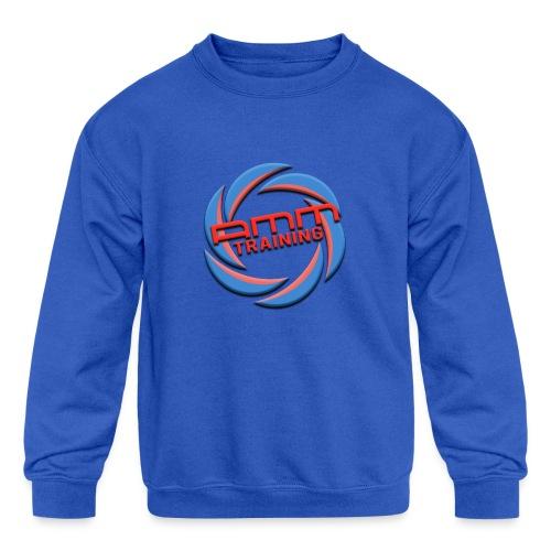AMMT LOGO WEB - Kids' Crewneck Sweatshirt