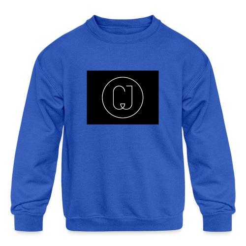 CJ - Kids' Crewneck Sweatshirt
