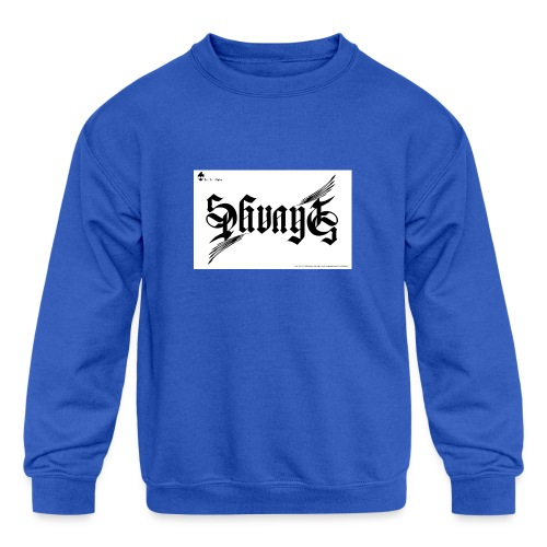 savage - Kids' Crewneck Sweatshirt